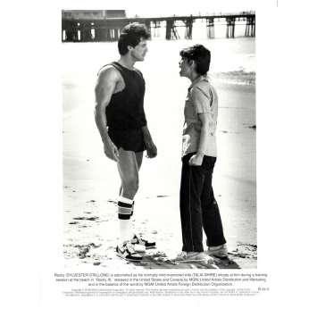 ROCKY 3 Movie Still N06 8x10 in. - 1982 - Sylvester Stallone, Mr. T