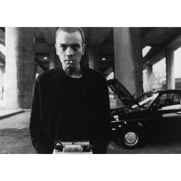TRAINSPOTTING Movie Still N04 6x8 in. - 1996 - Danny Boyle, Ewan McGregor