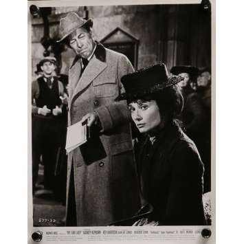 MY FAIR LADY Movie Still 8x10 in. - 1964 - George Cukor, Audrey Hepburn