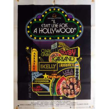 THAT'S ENTERTAINMENT Movie Poster 47x63 in. - 1974 - Jack Haley Jr, Fred Astaire