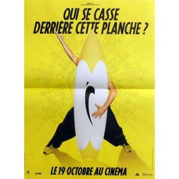 BRICE DE NICE Movie Poster Prev. 15x21 in. - 2005 - James Huth, Jean Dujardin