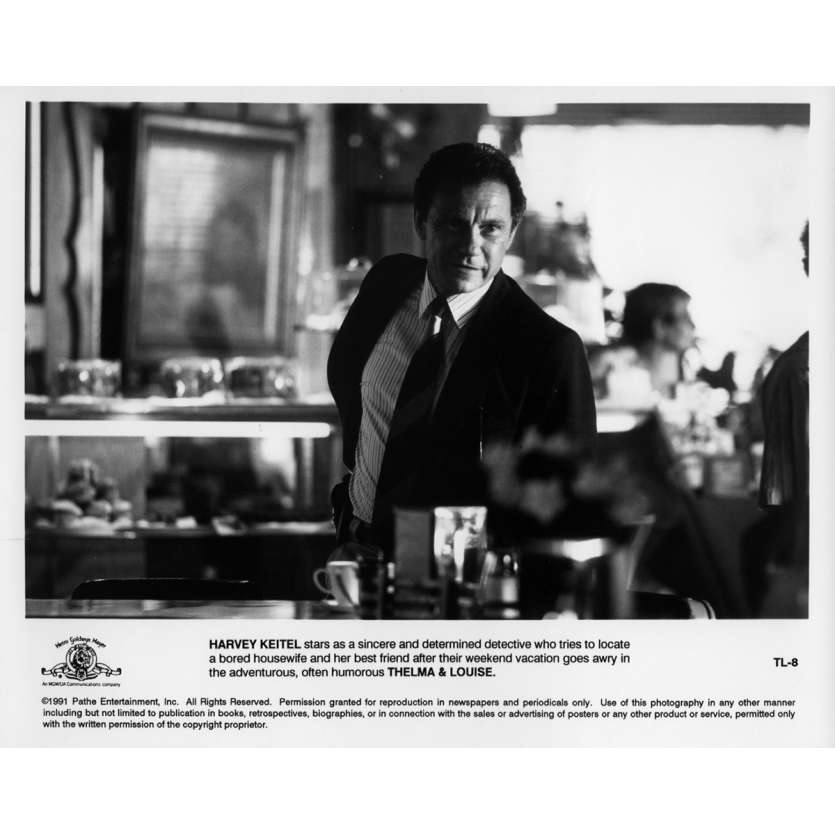 THELMA ET LOUISE Photo de presse N08 20x25 cm - 1991 - Geena Davis, Ridley Scott