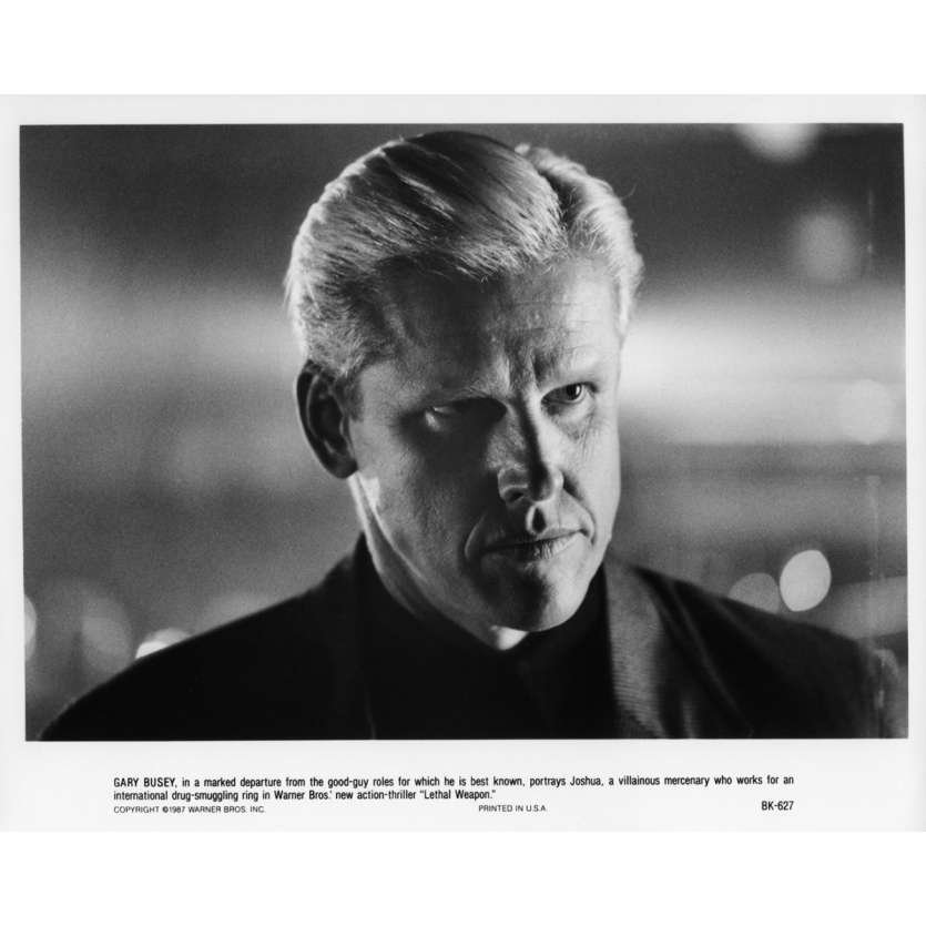 L'ARME FATALE Photo de presse BK-627 20x25 cm - 1987 - Mel Gibson, Richard Donner