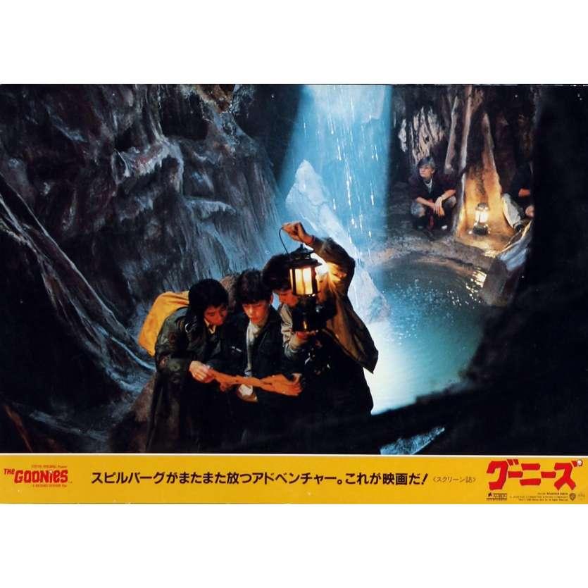 LES GOONIES Photo de film N06 28x36 cm - 1985 - Sean Astin, Richard Donner