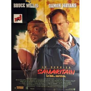 THE LAST BOY SCOUT Movie Poster 47x63 in. - 1991 - Tony Scott, Bruce Willis