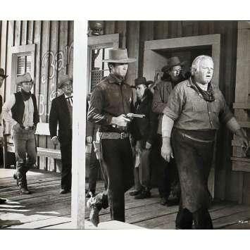 PENDEZ LES HAUT ET COURT Photo de presse N03 20x25 cm - 1968 - Clint Eastwood, Ted Post