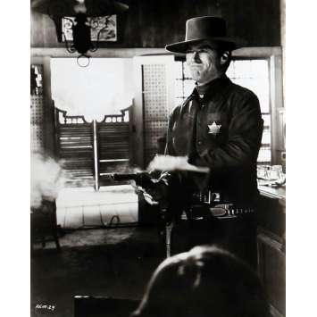 HANG 'EM HIGH Movie Still N01 8x10 in. - 1968 - Ted Post, Clint Eastwood