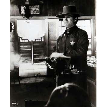 PENDEZ LES HAUT ET COURT Photo de presse N01 20x25 cm - 1968 - Clint Eastwood, Ted Post