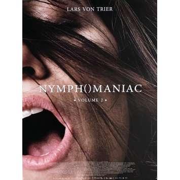 NYMPHOMANIAC Vol. 2 Affiche de film 40x60 cm - 2013 - Charlotte Gainsbourg, Lars Von Trier