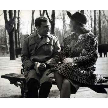 LES LIAISONS DANGEREUSES Photo de presse N04 18x24 cm - 1961 - Gérard Philippe, Jeanne Moreau, Roger Vadim