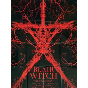 BLAIR WITCH Movie Poster 47x63 in. - 2016 - Adam Wingard, James Allen McCune