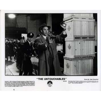 LES INCORRUPTIBLES Photo de presse N14 20x25 cm - 1987 - Kevin Costner, Brian de Palma