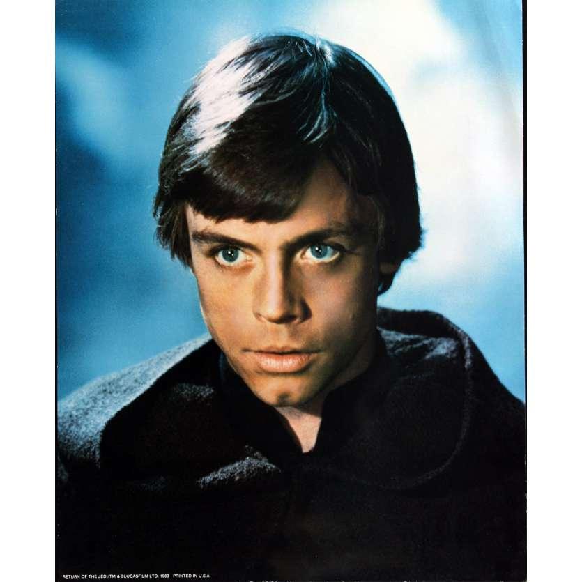 RETURN OF THE JEDI Very Rare color 16x20 still N°4 '83 Star Wars sci-fi, Luke