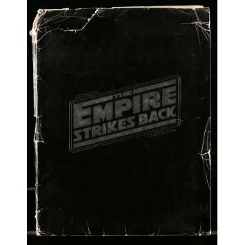 STAR WARS - EMPIRE STRIKES BACK Presskit 8x12 in. - 1980 - George Lucas, Harrison Ford