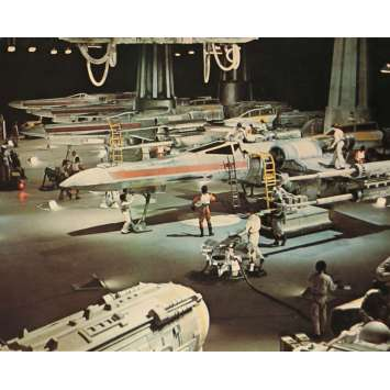 STAR WARS - A NEW HOPE US Lobby Card 3 8x10 - 1977 - George Lucas, Harrison Ford