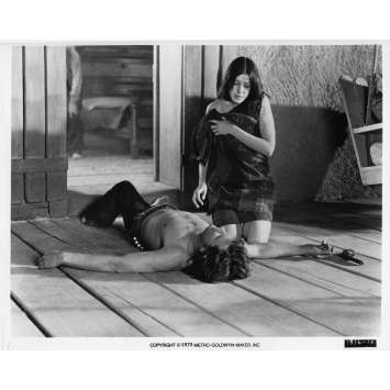 PAT GARRETT ET BILLY LE KID Photo de presse N01 20x25 cm - 1973 - James Coburn, Sam Peckinpah