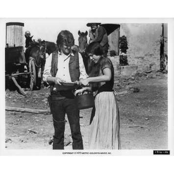 PAT GARRETT & BILLY THE KID Movie Still N04 8x10 in. - 1973 - Sam Peckinpah, James Coburn