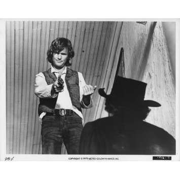 PAT GARRETT & BILLY THE KID Movie Still N06 8x10 in. - 1973 - Sam Peckinpah, James Coburn