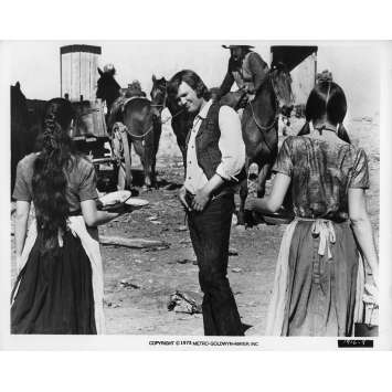 PAT GARRETT & BILLY THE KID Movie Still N07 8x10 in. - 1973 - Sam Peckinpah, James Coburn