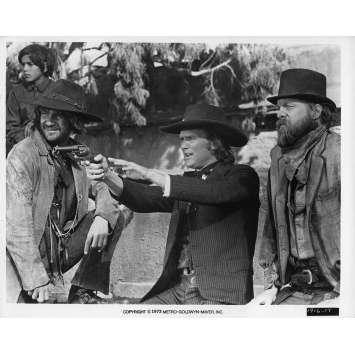 PAT GARRETT ET BILLY LE KID Photo de presse N10 20x25 cm - 1973 - James Coburn, Sam Peckinpah