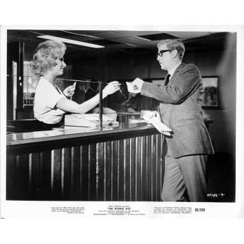 IPCRESS DANGER IMMEDIAT Photo de presse N01 20x25 cm - 1965 - Michael Caine, Sidney J. Furie