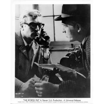 IPCRESS DANGER IMMEDIAT Photo de presse N02 20x25 cm - 1965 - Michael Caine, Sidney J. Furie
