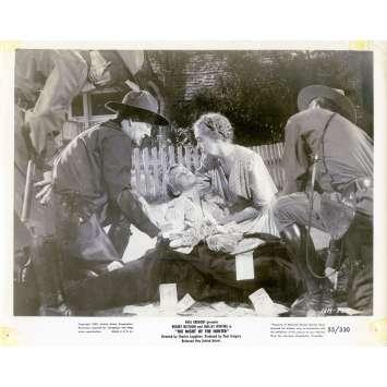 LA NUIT DU CHASSEUR Photo de presse N05 20x25 cm - 1955 - Robert Mitchum, Charles Laughton