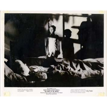 LA NUIT DU CHASSEUR Photo de presse N06 20x25 cm - 1955 - Robert Mitchum, Charles Laughton