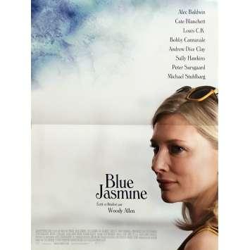 BLUE JASMINE Movie Poster 15x21 in. - 2013 - Woody Allen, Cate Blanchett
