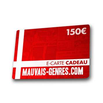 150€ Mauvais Genres GIFT VOUCHER !