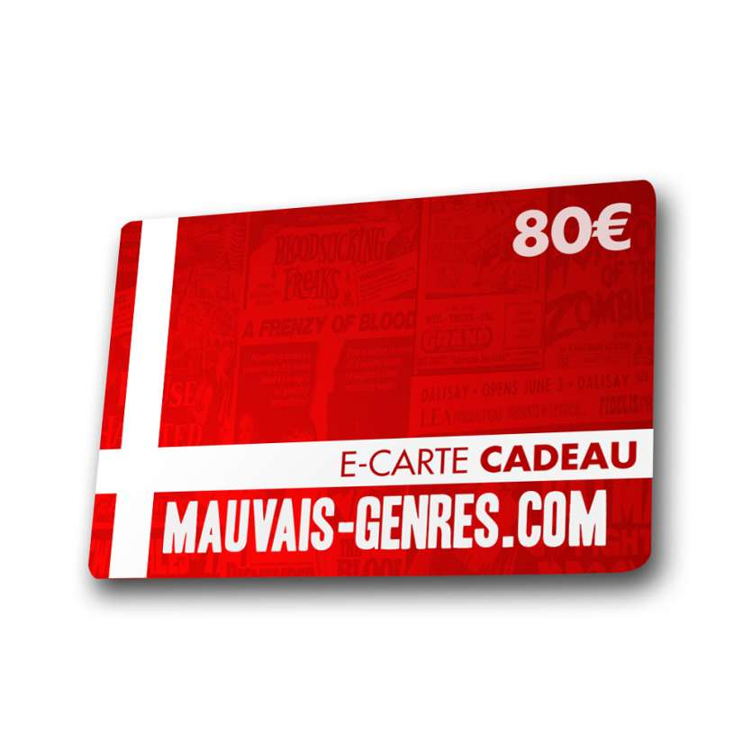 80€ Mauvais Genres GIFT VOUCHER !