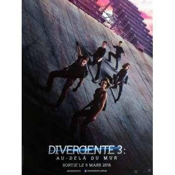 DIVERGENTE 3 Movie Poster 15x21 in. - 2016 - Robert Schwentke, Shailene Woodley