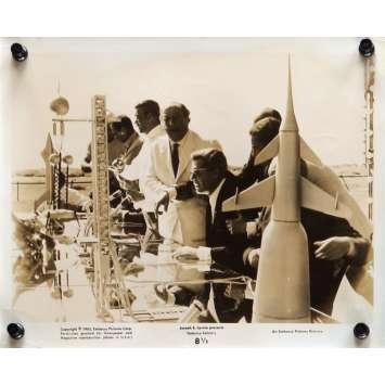 EIGHT AND HALF Movie Still N01 8x10 in. - 1963 - Federico Fellini, Marcello Mastroianni
