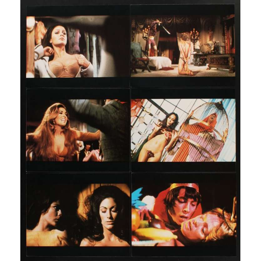 BEYOND THE VALLEY OF THE DOLLS 12 French LCs '70 Russ Meyer's girls who are old at twenty!