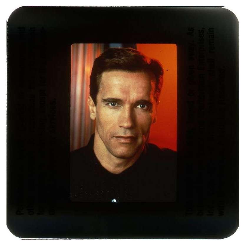 TOTAL RECALL Polaroids x6 USA '90, Schwarzenegger, Verhoeven