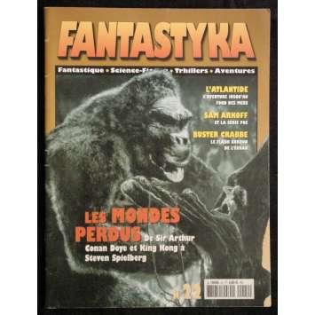 FANTASTIKA N°22 rare revue '01 Will O'Brien, Atlntide, King Kong
