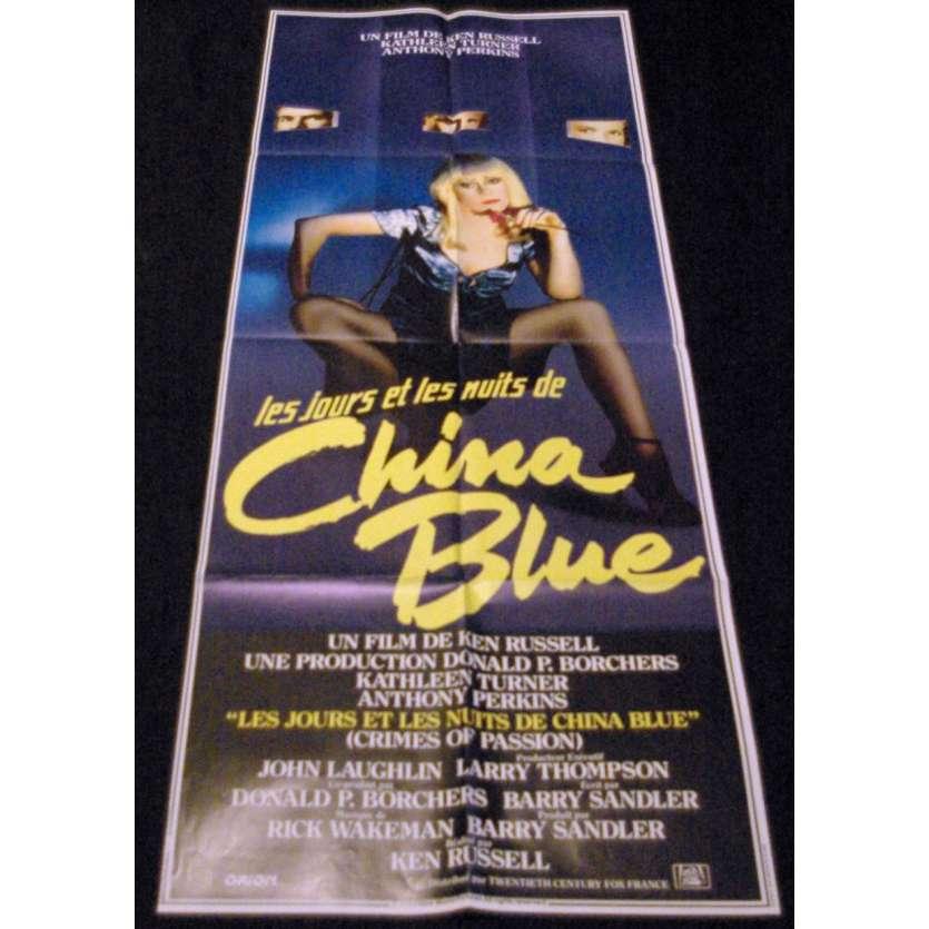 CHINA BLUE '84
