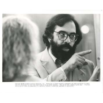 FRANCIS FORD COPPOLA Photo de presse 1 '82 20x25 cm Coup de coeur, press still