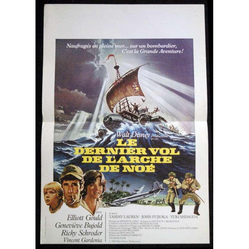 DERNIER VOL DE L'ARCHE DE NOE Affiche 40x60 '83 Movie Poster