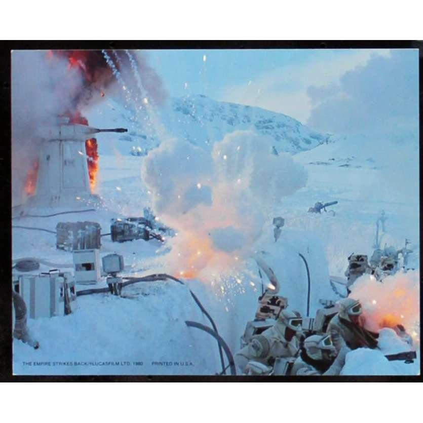 STAR WARS L'Empire Contre attaque Photo N5 US '80 20x25cm Original Still