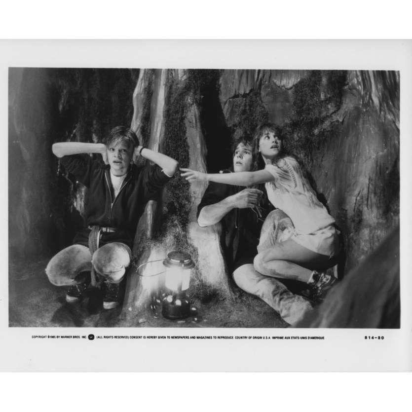 GOONIES Photo de presse US '85 Steven Spielberg Richard Donner Still N9