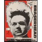ERASERHEAD Paper Mask R80's David Lynch, Rare Vintage Mask