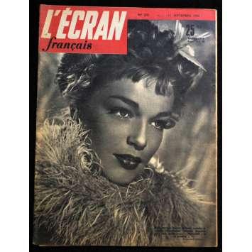 L'Ecran Français – N°270 – 1950 – Simone Signoret
