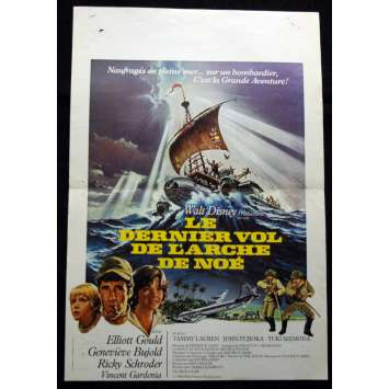 'DERNIER VOL DE L''ARCHE DE NOE Affiche 40x60 ''82 FR Disney Movie Poster'