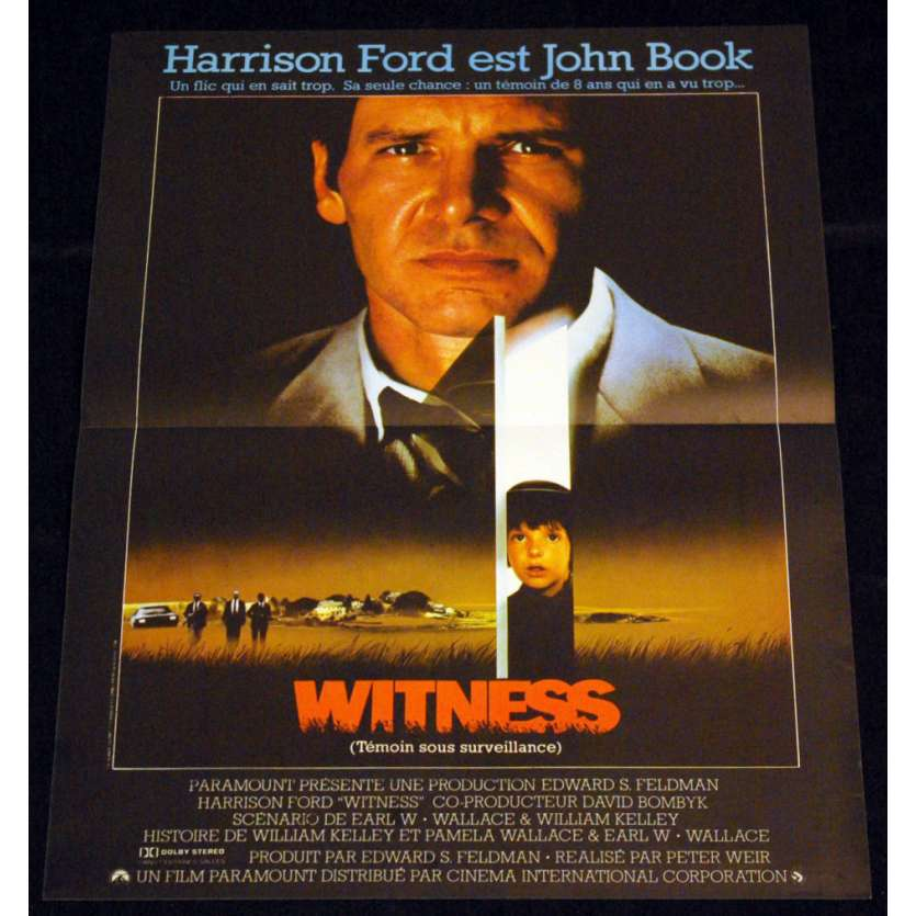 essay witness film peter weir Peter weir uses contrast to interrogate the concerns of contemporary society discuss with close reference to the film witness the film witness directed by peter weir raises questions about the concerns of contemporary society.