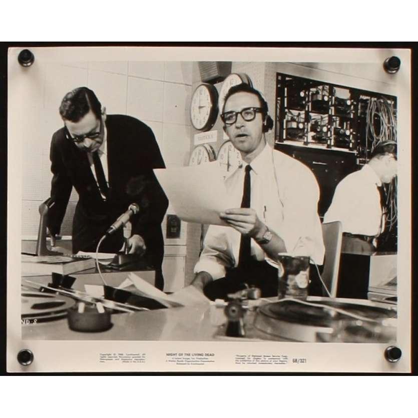 NUIT DES MORTS-VIVANTS Photo de presse N4 '68 George Romero living dead