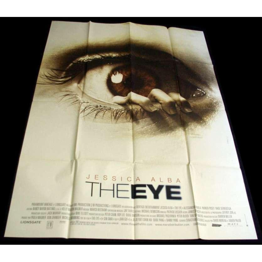 EYE Movie Poster 47x63 Jessica Alba