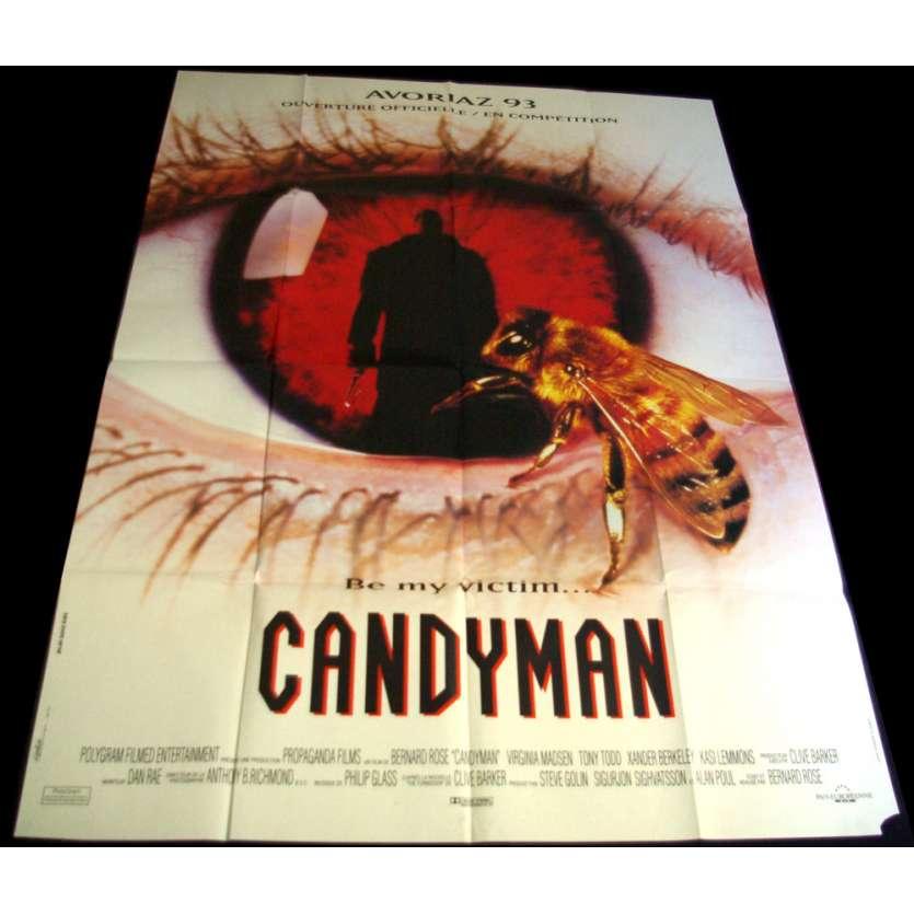 CANDYMAN Affiche 120x160 FR '92 Virginia Madsen