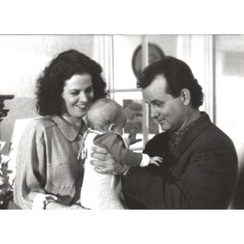 GHOSTBUSTERS French Movie Still 5x7 N1 FR '84 Dan Aycroyd, Bill Murray, Sigourney Weaver