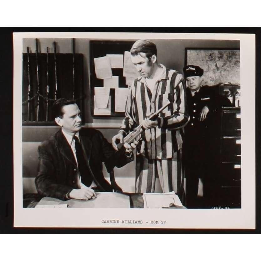 HOMME A LA CARABINE Photo presse 20x25 US '52 James Stewart